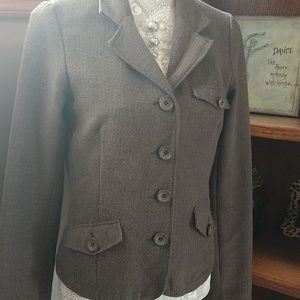 BTE Outerwear brown blazer. Size M